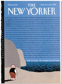 image of NEW YORKER: THE FUTURE OF AMERICAN FICTION, Cover by CHIP KIDD_CHRIS WARE