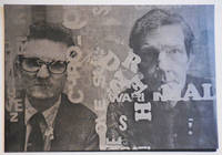 """John Cage Calvin Sumsion """"Not Wanting To Say Anything About Marcel"""" Plexigrams I - VIII Lithographs A and B."""