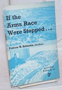image of If the arms race were stopped...