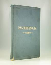 Passionmusic nach dem Evangelisten Mathaus von Johann Sebastian Bach. Vollstandiger Klavierauszug...