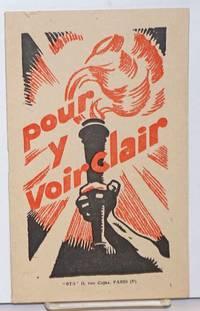 image of Pour y voirclair