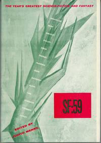 image of S-F: '59: THE YEAR'S GREATEST SCIENCE-FICTION AND FANTASY