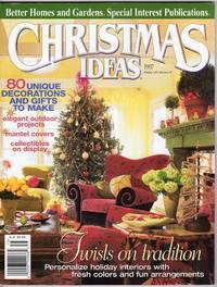 image of Christmas Ideas 1997 - Better Homes and Gardens Special Interest Publications