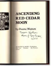 image of Ascending Red Cedar Moon.
