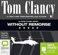 image of Without Remorse: 1 (John Clark Series)