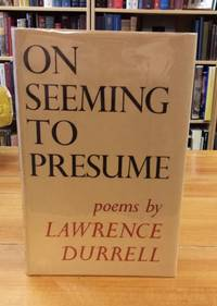 On Seeming to Presume Poems