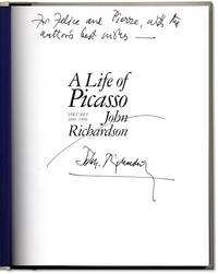 image of A Life of Picasso. Volume I: 1881-1906
