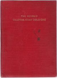 image of The Revised Callendar Steam Tables (1931)