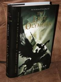 image of The Last Olympian  - Signed