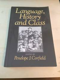 image of Language, History and Class