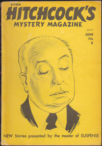 Alfred Hitchcock's Mystery Magazine (June 1973, volume 18, number 6)