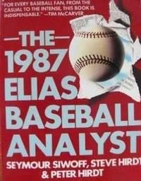 Elias Baseball Analyst, 1987