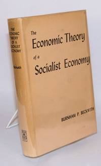 The economic theory of a socialist economy