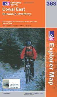 image of Cowal East (OS Explorer Map Series)