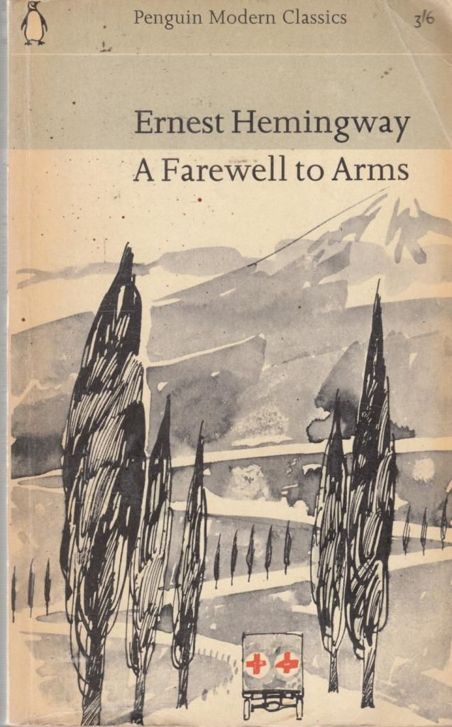 an analysis of farewell to arms by ernest hemingway A farewell to arms character analysis essaysin the novel a farewell to arms by ernest hemingway, hemingway shows frederick henry's progression into a code hero.