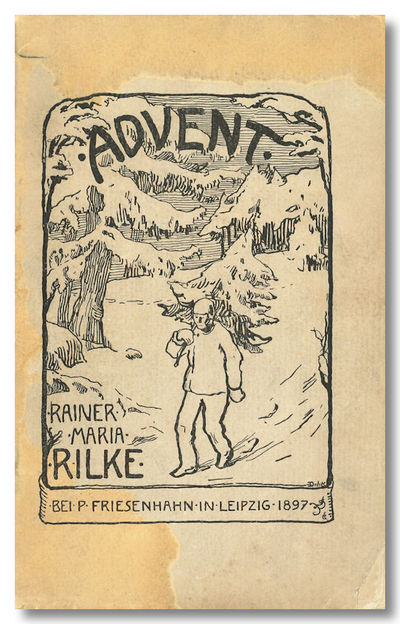 Leipzig: Verlag Von P. Friesenhahn, 1898. 88pp. 12mo (180 x 115 mm). Stiff pictorial wrapper. Crown ...