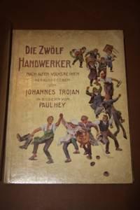 Berlin: Neufeld & Henius, 1910. First Edition Presumed. Hardcover. Very Good. Hey, Paul. 4to. 27 pp....