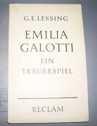 Emilia Galotti ein Trauerspeil