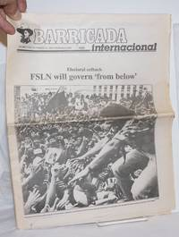 image of Barricada Internacional [1990, Vol 9, No 311, Mar 10]