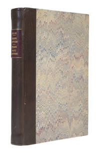 Three Letters by  John OXLEE - First Edition - 1842 - from Heritage Book Shop, LLC and Biblio.com