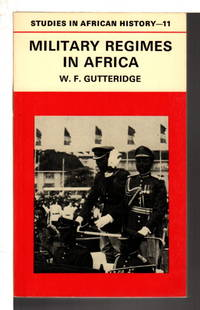 image of MILITARY REGIMES IN AFRICA,