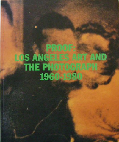 Los Angeles: Fellows of Contemporary Art and Laguna Art Museum, 1992. First edition. Paperback. Very...