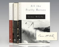 image of All the Pretty Horses; The Crossing; Cities of the Plain.