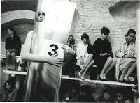 image of Who Are You, Polly Maggoo? [Qui etes-vous, Polly Maggoo?] (Collection of three original photographs from the 1966 film)