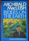 image of Riders on the Earth: Essays and Recollections