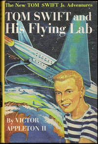 Tom Swift and His Flying Lab (The New Tom Swift Jr. Adventures, #1)