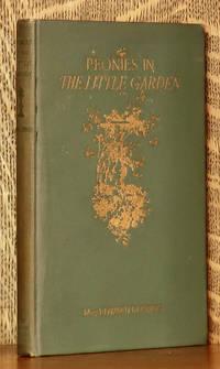 image of PEONIES IN THE LITTLE GARDEN