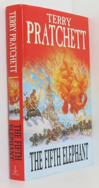 The Fifth Elephant: Discworld Novel 24 Signed