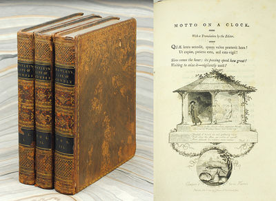 4 vols. Chichester: J. Seagrave, 1803-04. 4 vols. in 3, 4to, (8, table of contents), -413, (2); (6),...