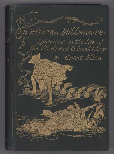 London: Grant Richards, 1897. Octavo, pp. viii 2-317 , illustrations by Gordon Browne, original pict...