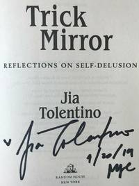 TRICK MIRROR (SIGNED, DATED & NYC)