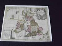Les Isles Britanniques, qui Contiennent les Royaumes d' Angleterre, Escosse, et Irande…