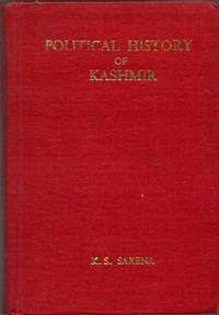 Political History of Kashmir (B.C. 300- A.D. 1200) by  Dr. Karan (foreword by)  K. S.; Singh - Hardcover - 1974 - from Clausen Books, RMABA (SKU: SJ9235)