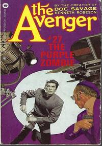 THE PURPLE ZOMBIE: The Avenger #27