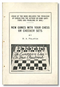 NEW GAMES WITH YOUR CHESS OR CHECKER SETS