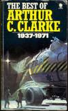 image of The Best Of Arthur C. Clarke:1937-1971