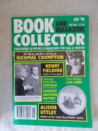 Book and Magazine Collector No 166 January 1998