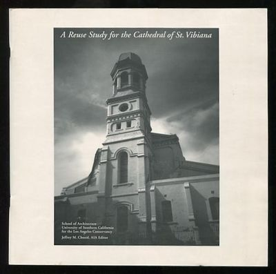 Los Angeles: Architecture; for the Los Angeles Conservancy. Near Fine. (c.1997). First Edition. Stap...