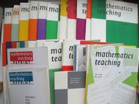 image of Mathematics teaching: a broken run of 42 issues from no. twentyeight [28]  (Autumn 1962) to no. 85 Dec 1978 plus 2 article reprints. (Full list below)
