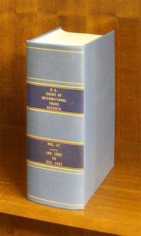 United States Court of International Trade Reports. Volume 17 (1993)