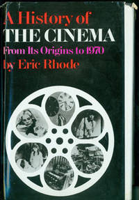 image of A History Of The Cinema From Its Origins to 1970
