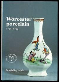 image of Worcester Porcelain, 1751-1783 (Ashmolean-Christie's Handbooks)