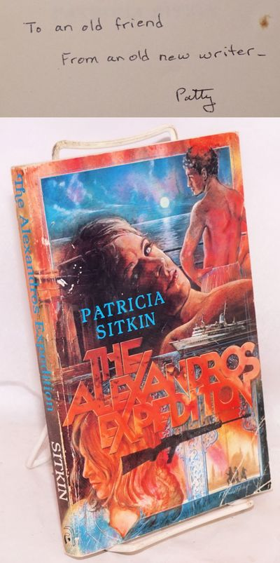 Boston: Alyson Publications, 1983. Paperback. 224p., personal inscription signed as Patty by Sitkin,...