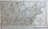 Map of the Northern Part of the United States of America by Abraham Bradley Jun[io]r