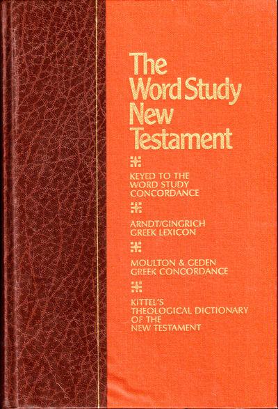 Pasadena: William Carey Library, 1978. Hardcover. Very good. Large Print Edition. viii, 822pp+ index...