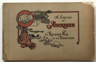 Aberdeen, S.D., 1907. Very good.. pp., with numerous photographic reproductions. Oblong octavo. Orig...